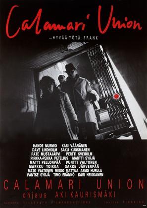 Calamari Union - Finnish Movie Poster (thumbnail)