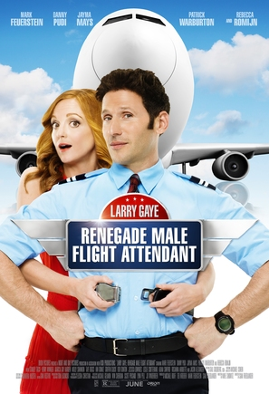Larry Gaye: Renegade Male Flight Attendant - Movie Poster (thumbnail)