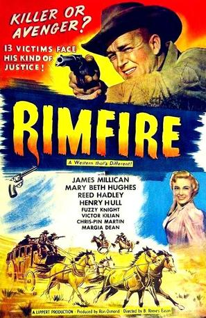 Rimfire - Movie Poster (thumbnail)