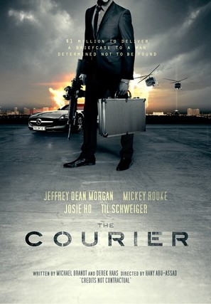 The Courier - Movie Poster (thumbnail)