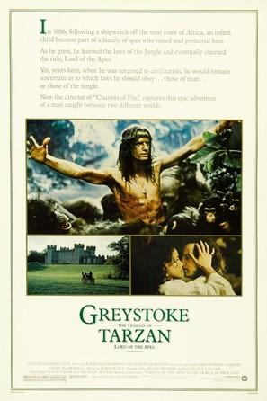 Greystoke - Movie Poster (thumbnail)