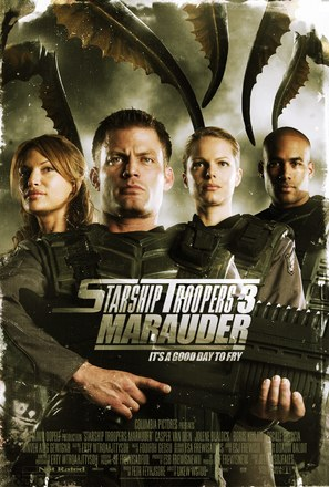 Starship Troopers 3: Marauder - Movie Poster (thumbnail)