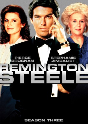 """Remington Steele"" - DVD movie cover (thumbnail)"