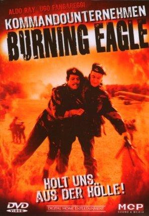 Commando suicida - German Movie Cover (thumbnail)
