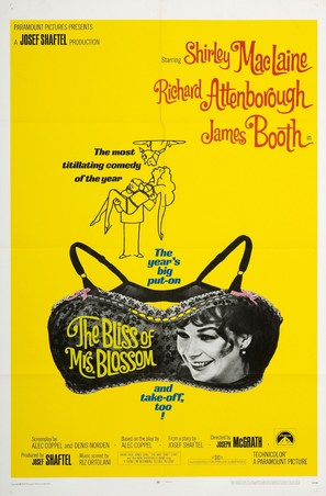 The Bliss of Mrs. Blossom - Movie Poster (thumbnail)