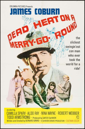 Dead Heat on a Merry-Go-Round - Movie Poster (thumbnail)
