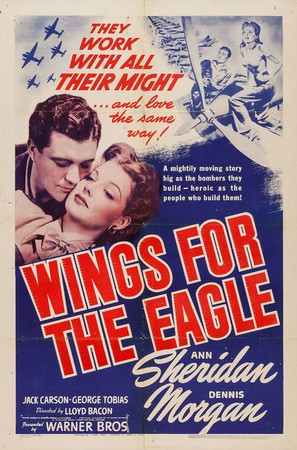 Wings for the Eagle - Movie Poster (thumbnail)