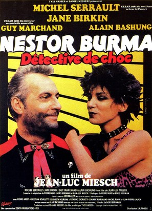Nestor Burma, détective de choc