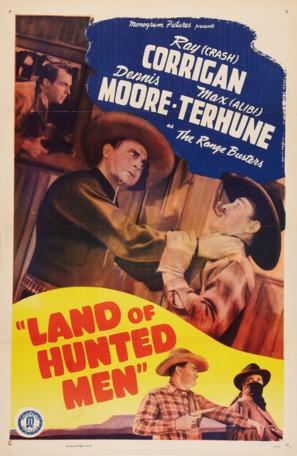 Land of Hunted Men - Movie Poster (thumbnail)