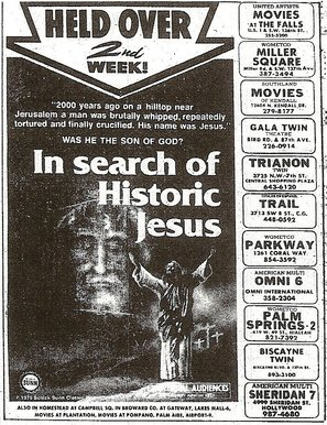 In Search of Historic Jesus - poster (thumbnail)