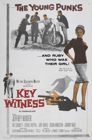 Key Witness - Movie Poster (thumbnail)