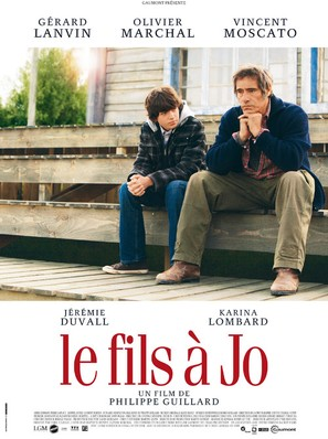 Le fils à Jo - French Movie Poster (thumbnail)