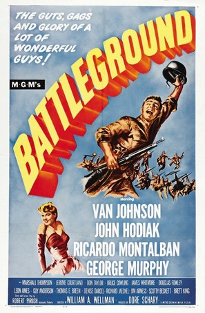 Battleground - Movie Poster (thumbnail)