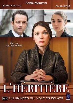 L'héritière - French Movie Cover (thumbnail)