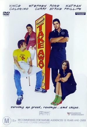 Take Away - Australian Movie Cover (thumbnail)