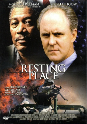 Resting Place - German DVD movie cover (thumbnail)