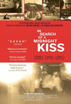 In Search of a Midnight Kiss - Movie Poster (thumbnail)