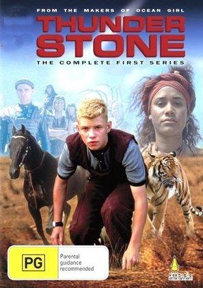 """""""Thunderstone"""" - Australian DVD cover (thumbnail)"""