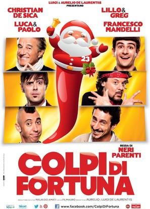 Colpi di Fortuna - Italian Movie Poster (thumbnail)