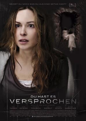 Du hast es versprochen - German Movie Poster (thumbnail)