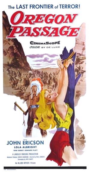 Oregon Passage - Movie Poster (thumbnail)