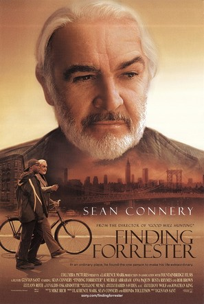 Finding Forrester - Movie Poster (thumbnail)