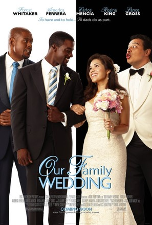 Our Family Wedding - Movie Poster (thumbnail)