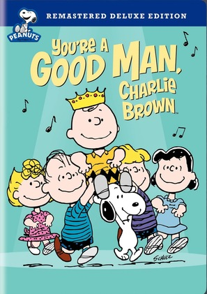 You're a Good Man, Charlie Brown - Movie Cover (thumbnail)