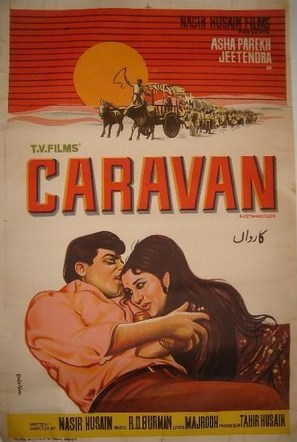 Caravan - Indian Movie Poster (thumbnail)
