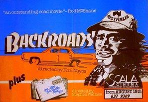Backroads - Australian Movie Poster (thumbnail)