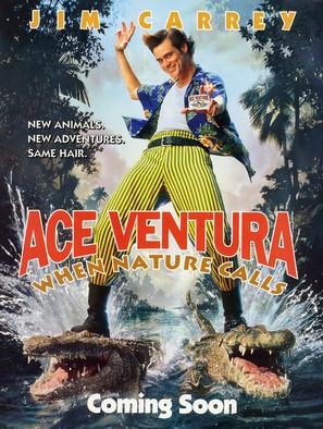 Ace Ventura: When Nature Calls - Movie Poster (thumbnail)