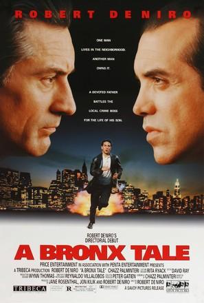 A Bronx Tale - Movie Poster (thumbnail)