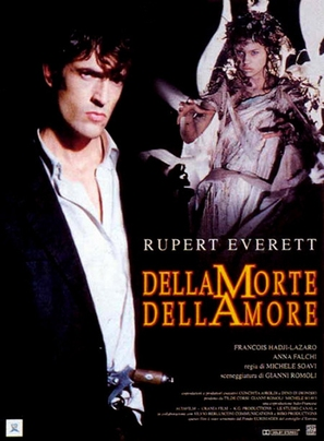 Dellamorte Dellamore - Italian Movie Poster (thumbnail)