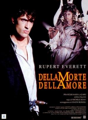 Dellamorte Dellamore - Italian Movie Poster (thumbnail)