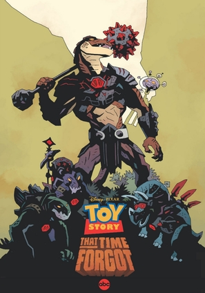 Toy Story That Time Forgot - Movie Poster (thumbnail)