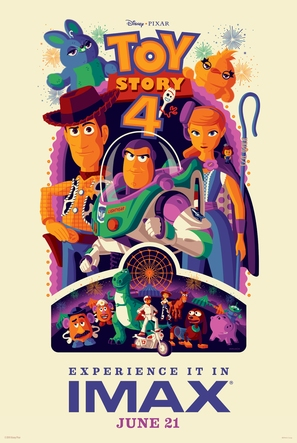 Toy Story 4 - Movie Poster (thumbnail)