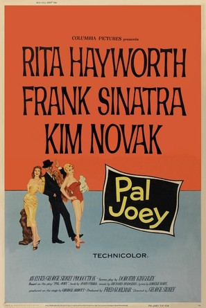 Pal Joey - Movie Poster (thumbnail)