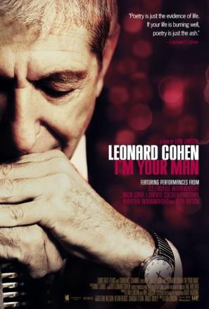 Leonard Cohen: I'm Your Man - Movie Poster (thumbnail)