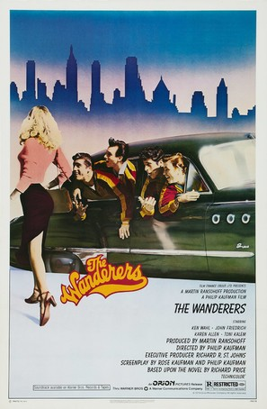 The Wanderers - Movie Poster (thumbnail)