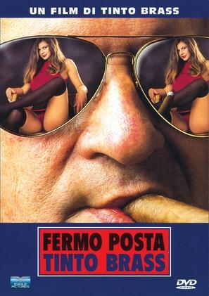 Fermo posta Tinto Brass - Italian DVD cover (thumbnail)