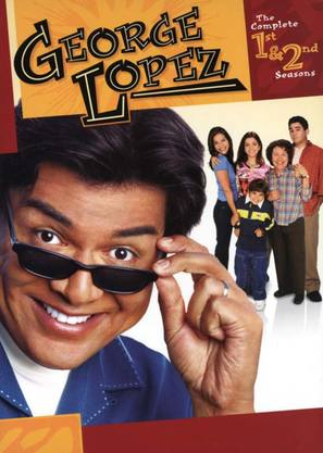 """""""George Lopez"""" - DVD cover (thumbnail)"""
