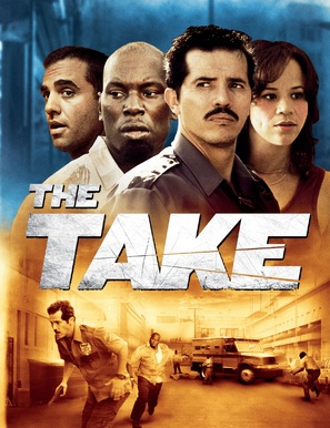 The Take - Blu-Ray cover (thumbnail)