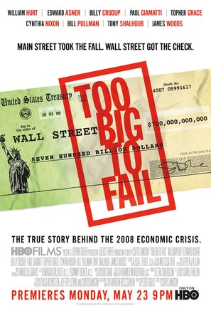 Too Big to Fail - Movie Poster (thumbnail)