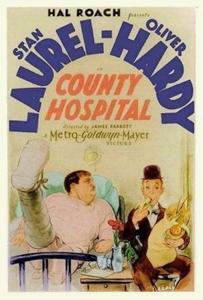 County Hospital - Movie Poster (thumbnail)