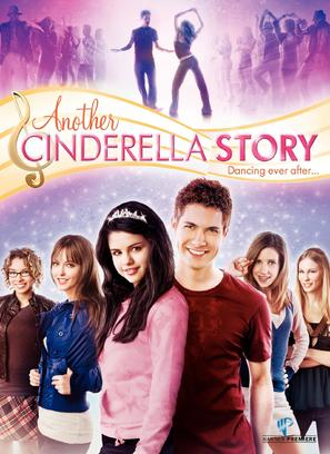 Another Cinderella Story - DVD cover (thumbnail)