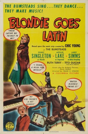 Blondie Goes Latin