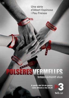 """""""Polseres vermelles"""" - Spanish Movie Poster (thumbnail)"""