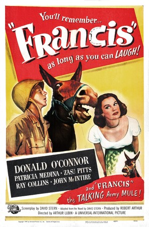 Francis - Movie Poster (thumbnail)