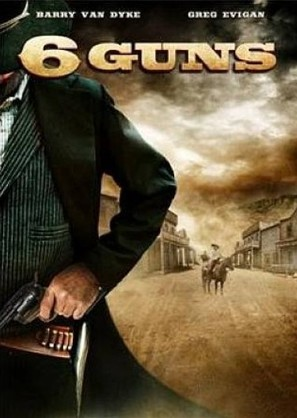 6 Guns - DVD movie cover (thumbnail)