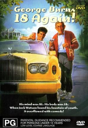 18 Again! - Australian DVD movie cover (thumbnail)